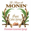 Monin Pure Cane Sugar Syrup