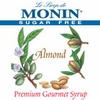 Monin Sugar-Free Almond Syrup