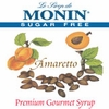 Monin Sugar-Free Amaretto Syrup