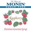 Monin Sugar-Free Raspberry Syrup