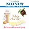 Monin Sugar-Free White Chocolate Syrup