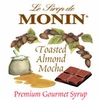 Monin Toasted Almond Mocha Syrup