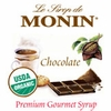 Organic Monin Chocolate Syrup