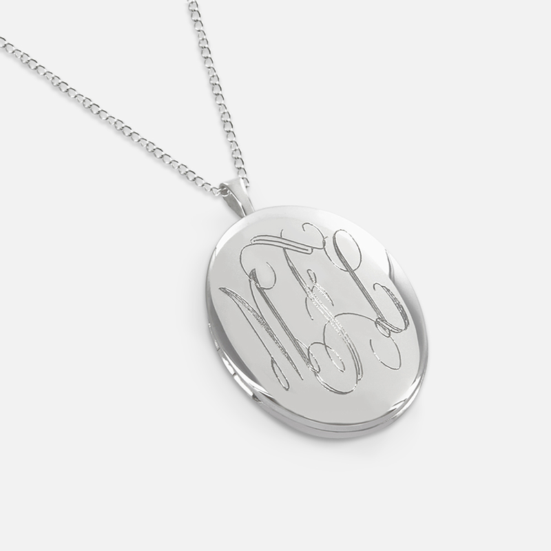 locket silver engraved lockets my sterling you necklace oval are sunshine