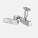 Personalized Bar Cuff Links