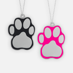 Personalized Dog Charm With Laser Engraving