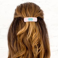Personalized Hair Barrette