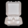 Foam 3 Compartment Carryout Food Tray