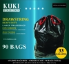 33 Gallon Black Retail Trash Can Liners