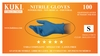 Powder Free Nitrile Gloves - Small