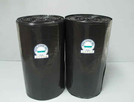Trash Can Liners - 45 Gal LDPE