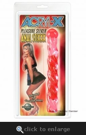 Acryl X Pleasure Seeker Anal Stixx