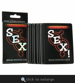 Adventurous Sex Card Games