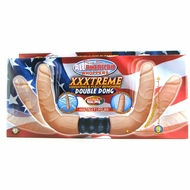 All American Whoppers XXXtreme Vibrating Double Dildo