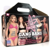 All Star Porn Stars Gang Bang ULTRASKYN Collector Set