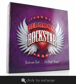 Bedroom Rockstar Game