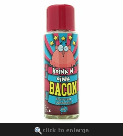 WET Boink N' Oink Bacon Flavored Lubricant