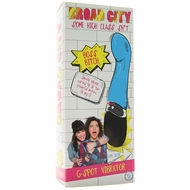 Broad City Boss Bitch Silicone G-Spot Vibe