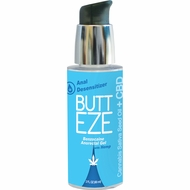 Butt Eze Anal Desensitizing Lubricant with Hemp Seed Oil
