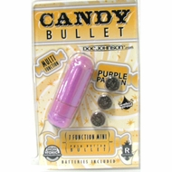 Candy Bullet in Purple Passion