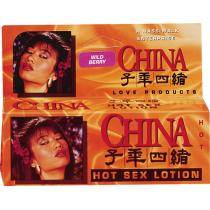 China Hot Sex Lotion (Wild Berry)