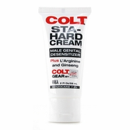 Colt Sta-Hard Cream 2 oz.