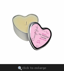 Crazy Girl Soy Massage Candle