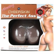 CyberSkin Vibrating Perfect Ass