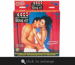 Do-It-Yourself Movie Kit