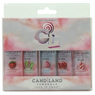 Doc Johnson Candiland Glide 5 Pack