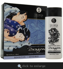 Dragon Sensitive Intesifying Cream