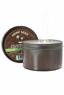 Earthly Body  3-in-1 Massage Candle