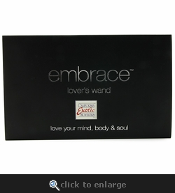 Embrace Lover's Wand Massager