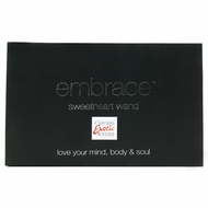 Embrace Sweetheart Silicone Wand Vibe