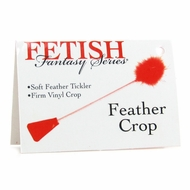 Fetish Fantasy Feather Crop