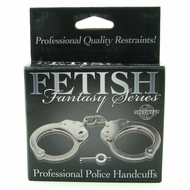 Fetish Fantasy Professional Police Handcuff
