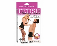Fetish Hot Wax Candles