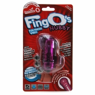 FingO Fun Finger Nubby Vibe