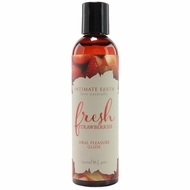 Fresh Strawberries Oral Pleasure Glide