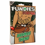 Fundies XXXMas Thong