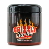 Grizzly Bear Paw Masturbation Cream 8oz/236.5m
