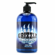 Grizzly Slide H2O Gel lubricant