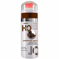 H2O Chocolate Delight Flavored Lubricant