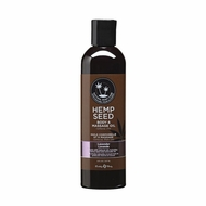 Hemp Seed Massage & Body Oil 2oz/60mL