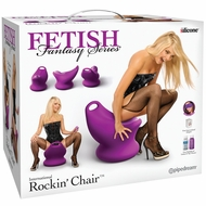 International Rockin' Chair Vibrating Saddle