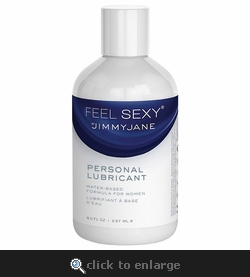 Jimmyjane Feel Sexy Water-Based Lubricant
