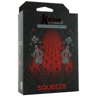 Kink Squeeze Clover Nipple Clips
