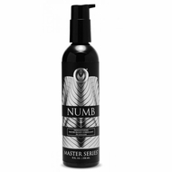 Masters Numb Desensitizing Water Based Lubricant with 3.5% Lidocaine