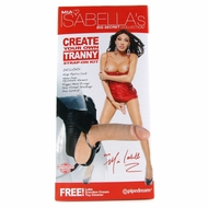 Mia Isabella Create your Own Tranny Strap On Kit