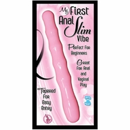 My First Anal Slim Vibe Waterproof